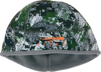 Hunting Windproof, breathable WindStopper membrane and a brushed polyester face for quiet, all-purpose wear. One size fits most. Imported. Camo pattern: OptiFade Concealment Forest. - $29.88