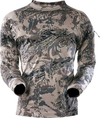 Hunting Utilizing antimicrobial technology, Sitkas lightweight, moisture-wicking Mens Core Crew Top provides odor protection. Made of 100% polyester with four-way stretch for increased freedom of movement. Imported. Sizes: M-2XL. Camo patterns: OptiFade Concealment Open Country, OptiFade Concealment Forest. Size: XL. Color: Optifade Opn Country. Gender: Male. Age Group: Adult. Material: Polyester. Type: Base Layer Tops. - $79.00