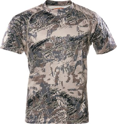 Hunting Utilizing antimicrobial technology, Sitkas lightweight, moisture-wicking Mens Core Crew Top provides odor protection. Made of 100% polyester with four-way stretch for increased freedom of movement. Imported. Sizes: M-2XL. Camo patterns: OptiFade Concealment Open Country, OptiFade Concealment Forest. Size: XL. Color: Optifade Forest. Gender: Male. Age Group: Adult. Material: Polyester. Type: Base Layer Tops. - $26.88