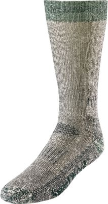 Entertainment Made from ultracomfortable SmartWool, these socks are great for all-day, extreme-hunting activities. With a soft top, smooth toe seam and a supportive arch brace youll want to wear these socks whenever you go afield. Made of 73% Merino Wool, 26% Nylon, 1% Elastane. Extra-heavyweight, fully cushioned leg and foot. Smart-fit Crew (mid-calf) length. Performance socks born in Colorado, Made in America, using the finest merino from around the world. Mens sizes: M(6-8.5), L(9-11.5), XL(12-14.5). Color: Gray/Green. Size: M. Color: Gray. Gender: Male. Age Group: Adult. Material: Nylon. Type: Socks. - $23.99