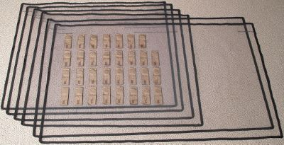 Hunting Make your ComfortQuest 4x6 blind even more weatherproof with this clear-vinyl window kit that provides further protection from wind, rain and cold. Mount each vinyl window covering using silent Power-Mag magnets, which allow for easy and quiet removal. Use with the ComfortQuest mesh screens (not included) for maximum protection and concealment. Includes six vinyl windows. - $99.99