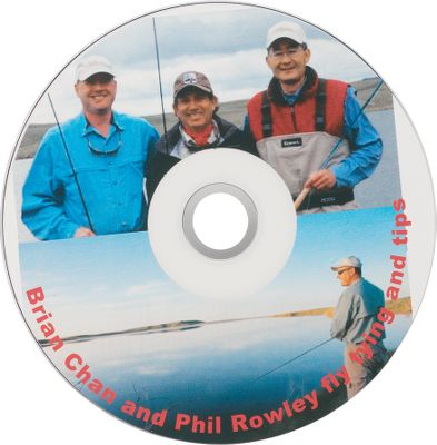 Flyfishing Tying and fishing instruction from two famous stillwater fly-fishing experts. DVD. 135 minutes. Type: Fishing DVDs. - $7.88