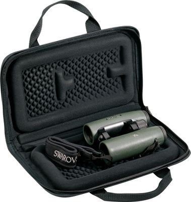 Hunting Snug Fit optics cases provide superior protection for valuable binoculars by securing them in a molded cavity of closed-cell foam. When the case is closed, binoculars are surrounded by thick foam, and protected, including the lenses and eye pieces. External zippered pocket for accessories. There is no better way to store, transport and safeguard your optics. (Binoculars are not included.) Imported. Type: Binocular Cases. - $17.88