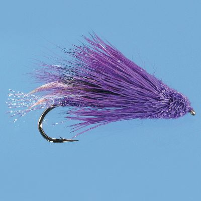 Flyfishing Entice even the most finicky summer run steelhead with a bulked up version of the muddler, one of the most useful streamer patterns ever tied. It has the silhouette of a wide variety of baitfish including sculpins. Per each. Size: 4. - $0.88