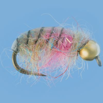 Flyfishing Heavily weighted Tungsten Czech Nymphs are an efficient way to catch more fish. The Czech method has proven to be extremely successful in competitive fishing tournaments. Per 2. Sizes: 8, 10, 12. Color: Rainbow. - $3.99