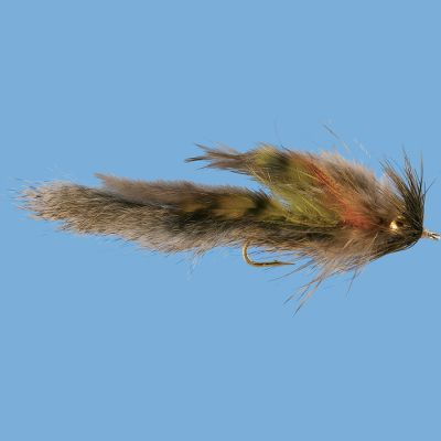 Flyfishing Excellent sculpin imitation proves that big fish always like eating smaller fish. Per each. Size: 4. - $2.99