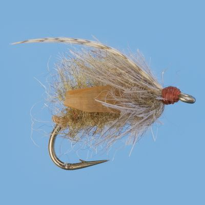 Flyfishing A must-have for caddis hatches. Great for hooking up with finicky eaters. Per 2. Sizes: 14, 16. - $3.99