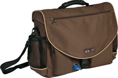 Hunting Solvit HomeAway Pet Travel products keep your pets daily essentials organized and handy, so feeding and care are easy, even when youre far from home. One-year warranty. Imported. Available: Food Storage Bag Made of highly durable, 600-denier polyester, this collapsible food storage bag boasts a 10-cup capacity. Inner lining keeps food dry and fresh. Hand washable. Carry handle. Dimensions: 12H x 4.5W. Travel Bowl Perfect for feeding your pet on the road. This waterproof, collapsible, wide-based bowl holds up to eight cups of food or water. Hand washable. Dimensions: 4.5H x 7.5W. Travel Organizer Kit Keeps your pets traveling essentials organized and in one convenient bag. Kit includes one durable organizer bag, a 1-liter polycarbonate water bottle, a 10-cup Food Storage Bag, two waterproof Travel Bowls and a plastic-bag dispenser. Organizer bag features a comfort-grip rubber handle, shoulder strap, six external pockets and a generous, configurable interior. Bag dimensions: 12H x 16W x 7D. Type: Travel Accessories. - $5.99