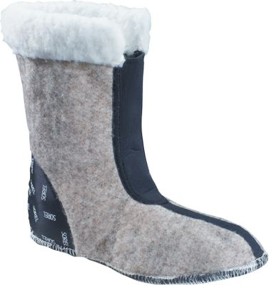 Removable ThermoPlus felt liners provide warmth, moisture transfer, comfort and durability. An advanced four-layer construction wicks perspiration from the feet, maximizes thermal insulation and reflects body heat back to the feet. Liners only.Women's whole sizes: 5-11. Color: Gray. - $19.88