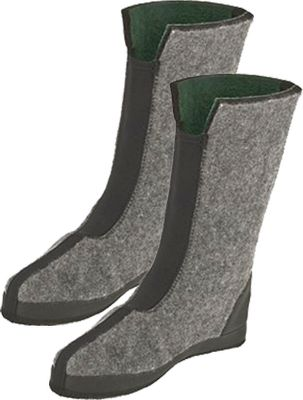 Keep your liners fresh and dry. These replacement liners are constructed of a 13mm ThermoPlus felt inner boots. Imported. Men's whole sizes: 8-16. Color: Gray. - $39.88
