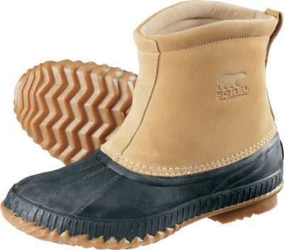 When snow or mud stand between you and where you need to be on chilly days, these are the boots you want defending your feet. Waterproof leather uppers and seam-sealed construction keep water out. 200-gram insulation keeps feet warm. Imported.Mens whole sizes: 8-14.Color: Curry. - $49.88