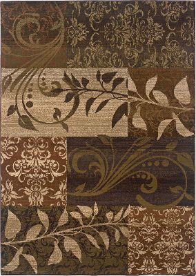 Combining 36 colors in complementing shades for incredible depth of color, these cross-woven rugs offer the look of a hand-made masterpiece with casual contemporary style. Made of 100% polypropylene for high-traffic durability and rich, vibrant colors that last. Imported.Available: 53 x 710 710 x 11 - $349.99