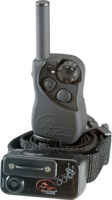 Hunting This basic obedience trainer is perfect around the house or yard. High-intensity stimulation provides the attention-grabbing stimulation stubborn dogs need for correction. A 100-yard range with eight levels of momentary and continuous stimulation is plenty for most pets. Tone feature aids training. Waterproof receiver and water-resistant transmitter take away the worry of rain or sprinklers. Transmitter and receiver work off user-replaceable 3-volt lithium batteries (included). Type: Electronic Collars. - $99.99
