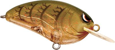 Fishing The silent weight-transfer system in the Little John uses soft tungsten for longer casts, even in windy conditions. Equipped with two super-sharp Gamakatsu treble hooks. Endorsed by professional tournament angler John Crews. Runs 8-9 ft. Per each. Size: 2, 1/2 oz. Dives to 9 ft. Colors: (002)Cell Mate, (003)Citrus Shad, (008)Spring Craw, (009)Spooky Shad, (010)Chartreuse/Black, (013)Nasty Shad, (020)Bluegrass Craw, (037)Fire Craw, (044)Rusty Gold. - $6.88