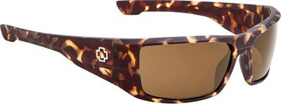 Entertainment Built for harsh conditions, SPY Optics Dirk Nonpolarized Sunglasses camo Grilamid frames are rugged enough for your active lifestyle. Eight-base polycarbonate Accurate Radius Curvature (ARC) lenses deliver excellent quality and distortion-free vision with 100% UV protection and 99.9% glare reduction. Durable metal hinges and details. Color: Metal. Gender: Unisex. Pattern: Camo. Type: Non Polarized. - $85.00