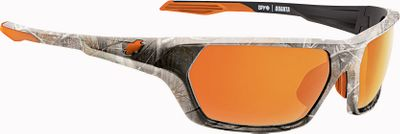 Hunting SPY Optics Quanta Nonpolarized Sunglasses are sport-ready, with premium, flexible Grilamid frames that are shatter-resistant, comfortable and ready for whatever climate youre in. The lenses resist scratches and repel water (hydrophobic), oil and dust (oleophobic), while the Signature Scoop venting system combats lens fogging. The Accurate Radius Curvature (ARC) lenses are made of impact-resistant polycarbonate and are ANSI Z87.1 certified. The eight-base curvature provides high-quality, optically correct, distortion-free vision. Built-in hinge system provides flex and comfort. Hytrel rubber nose pads and temple tips. 100% UVA, UVB and UVC protection. Gender: Female. Age Group: Adult. Type: Non Polarized. - $100.00