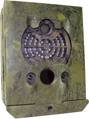 Hunting An armored shell for your game camera. All-steel construction with a removable front for easy set up. Prearranged holes in the front for a standard lock and in back for a cable lock. Fits most Spypoint cameras including C4, 2N1, BF series, FL series, HD series, I series, IR series (except IR-A, B and C) and PRO series. Type: Trail Camera Accessories. - $44.88