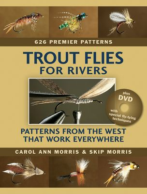Flyfishing Filled with both hot new flies and proven, reliable standards, plus tips on how, where and when to use them. Loaded with useful, fresh information and clear and concise tying instructions. 296 pages. Hardcover. Color: Clear. - $49.95
