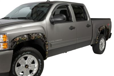 Hunting Beef up your vehicles body lines and protect it from mud, rocks and road debris at the same time. Made of extra-tough, UV-stable Tri-Blend with an aggressive bolted look without the work of bolting anything down. Fast, easy installation. Camo patterns: Mossy Oak New Break-Up, Mossy Oak Duck Blind, Realtree APG, Mossy Oak Treestand, Realtree MAX-4, Realtree AP, Mathews Lost Camo. Color: Camo. - $569.99