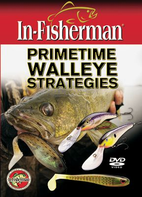Fishing The experts at In-Fisherman reveal strategies for catching walleyes that will put you well ahead of the crowd. Go along as they hit some of the hottest walleye water in the world including Green Bay, Bay of Quinte, Last Mountain Lake, Lake Mille Lacs, Rainy Lake and more. See some of the hottest techniques that produce huge walleyes including swimbait strategies, rapping walleyes, advanced trolling tactics, and float systems. Learn how to find the big fish, gear up with the latest tackle options and discover the latest technological advances that really work. 66 minutes. DVD. Color: Green. - $8.88