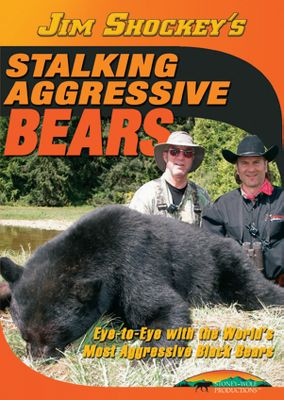Jim Shockey and his guides put their hunters face-to-face with black bears on Vancouver Island. 64 minutes. - $12.99