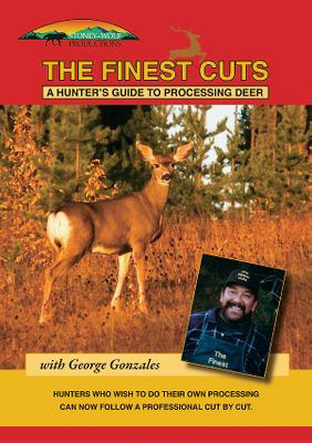 Hunting This detailed, instructional DVD covers do-it-yourself deer processing, with techniques that also apply to moose, elk and antelope. Includes prepping, tools, carcass care, breakdown, wrapping and storage. 45 minutes. - $10.39