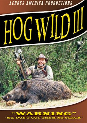 Fitness Journey from Florida to Mississippi with the Hunting Across America crew as they hunt wild hogs. Hogs are taken with rifles, pistols, bows, crossbows and even hounds. Goundblinds, spot-and-stalk techniques, and running them with hounds. 123 minutes. - $7.88