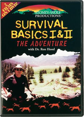 A two-disc set covering skills needed to survive in wilderness and urban environments. From first aid and food storage to tool making and water purification. 125 minutes. Two DVDs. - $10.39