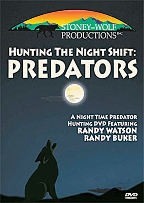 Hunting Randy Watson and Randy Buker have a combined 50 years of experience hunting predators at night in West Texas. Join in on the heart-pumping action as they show you over 30 scenes, detailed tips, techniques and instructions for hunting predators at night. 80 minutes. - $7.88