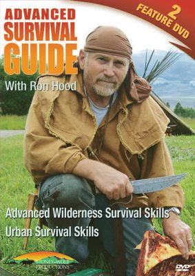 Learn the advanced survival skills you need for critical situations in this double-feature DVD. Advanced Wilderness Survival Skills covers building basic tools and weapons for food and protection, and tracking as both the hunter and the hunted. In Urban Survival Skills, Ron and Karen Hood explain what you can do in advance to prepare for your familys safety in emergencies. Learn how to set up a family disaster plan. This program also includes everyday safety tips for women in an urban setting. 125 minutes. - $10.39