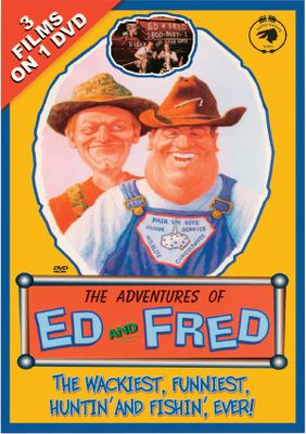 "Fishing Enjoy three side-splitting, knee-slapping adventures with self-proclaimed ""rednecks"" Ed and Fred on this laugh-packed DVD. Youll join these Mississippi misfits on their misguided hunting and fishing adventures and enjoy their hare-brained antics over and over again. 170 minutes. - $12.99"