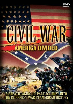This breathtaking 10-part series explores the Civil War from the first shots on Fort Sumter to the surrender at Appomattox Court House. Historical photos and battlefield reenactments tell the story of a young nation tearing itself apart through the eyes of the soldiers on the ground. Includes bonus features with a Civil War slide show. Three DVDs. 7-1/2 hours. Episodes: Two Nations Shifting Fortunes Advance and Retreat Scales of War It Is Well That War Is So Terrible Give Them Cold Steel Season of Change If It Takes All Summer Marching Through Georgia Lost Cause - $5.88