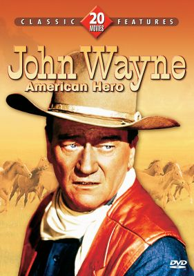 20 of John Waynes classic films in one three-DVD set. Ride the range with The Duke as he brings his own brand of Western justice to the sprawling plains and scorching deserts. Includes: The American West of John Ford, Angel and the Badman, Blue Steel, The Dawn Rider, The Desert Trail, Hell Town, The Lawless Frontier, The Lucky Texan, The Man from Utah, McLintock, Neath the Arizona Skies, Paradise Canyon, Rainbow Valley, Randy Rides Alone, Riders of Destiny, Sagebrush Trail, The Star Packer, Texas Terror, The Trail Beyond, West of the Divide, Winds of the Wasteland. 1,665 minutes. Color: Rainbow. - $7.99