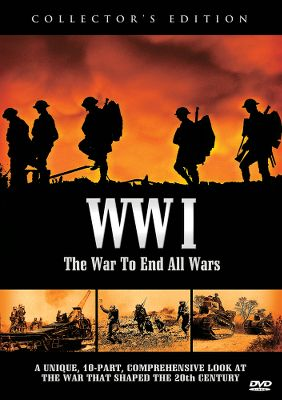 This 10-part DVD series comprehensively revisits World War I the war that inevitably shaped the 20th century. Presenting rare battle footage and veteran interviews, it takes you from the assassination of Archduke Franz Ferdinand to the desperate battles of 1918. Includes a bonus, WWI photo slide show. 450 minutes. Episodes: With Flags Waving The Battle of the Frontiers The Taxis of the Marne A War of Chemicals and Engineering Flyboys Citadel Distant Fronts Changing Tide End Game Type: DVD. - $9.99