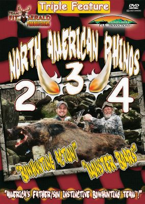 Hunting Boar hunting at its finest. Tag along with Team Fitzgerald as they take down monster boars in some of Americas hottest hog hunting spots. Entertaining, educational and humorous this is one three-video set youll watch over and over again. Also includes: Hunt Scene Chapters, Fitzgerald Bios, Team Fitzgerald TV commercials and a Fitzgerald Product Menu. 196 minutes. - $9.88