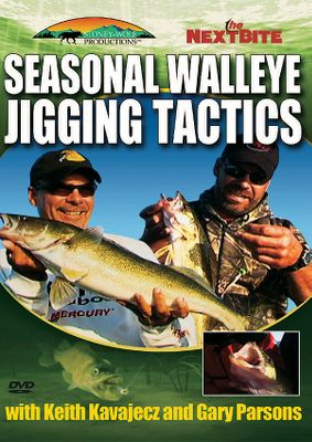 Fishing With over twenty years of professional walleye fishing experience, Keith Kavajecz and Gary Parsons combine their knowledge to help you make the most of your time on the water. This collection of educational tips covers jig-fishing tactics to help walleye anglers get more bites. 68 minutes. - $10.39