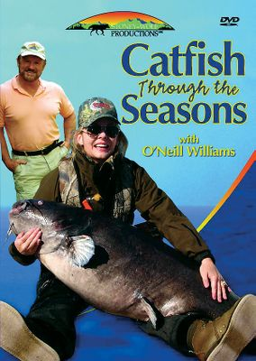 Fishing O Neill Williams and veteran guides Captain Darryl Smith and Steve Sylvester show you foolproof tactics and techniques for catching catfish year-round. Whether you're fishing lakes or rivers in spring, summer, fall or winter, you'll be able to gain knowledge for greater success. 60 minutes. - $11.69