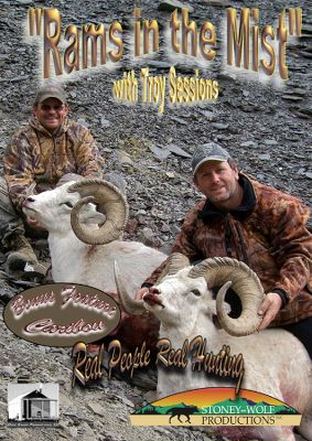 Hunting Join Duck Shack Products as they fly hundreds of miles into the wilderness chasing elusive Dall Sheep. Watch as hunters pass on numerous full-curl rams, holding out for sheep with 40 of horn. Includes a bonus caribou hunt. 96 minutes. Color: Mist. - $7.88