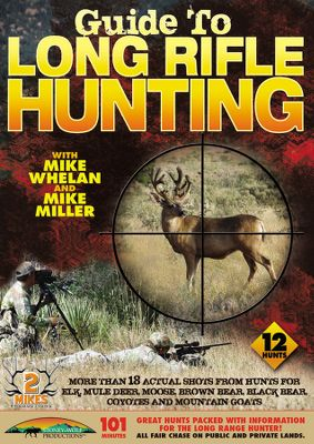 Hunting Drawing on the knowledge of eight guides and outfitters, this instructional DVD teaches hunters how to pick off long-range trophies in the wide-open hunting areas of the American west. It offers vital information on long-distance shooting and the most ideal types of actions, triggers, stocks, scopes, calibers and bullets for distance shots. Features 12 instructional hunts with great trophy game, like brown bear and mule deer. Watch game taken at distances of up to 560 yards and shots at targets up to 1,000 yards. The instructors in this DVD use lightly modified custom rifles, and explain what you should and shouldnt do to a long rifle. 101 minutes. Color: Brown. - $8.88