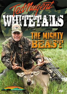 Hunting Every year, world-famous Ted Nugent shuts down his high-energy rock tour, trades his guitar for a bow, and takes his on-tour intensity into the woods to harvest his favorite adversary the majestic whitetail. Join the Whack Master as he takes to treestands, blinds and treks across mountainside terrain. In this action-packed episode, Uncle Ted calls on his Aim Small, Miss Small discipline to guide his arrows toward beast-killing heart shots. 85 minutes. DVD. - $8.88