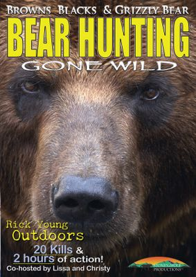 Hunting Join Rick Young as he shares tips and tactics during several bear-hunting trips. Young shares his expertise on hunts throughout the Western U.S. and Canada. As a bonus, learn how to measure your bear and cat skulls. 120 minutes. DVD. - $14.99