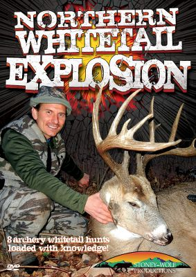 Hunting The Edge Team takes you to Canada for some giant whitetail bowhunting action. Watch as Cory Friesen hunts a monster 196 whitetail. Learn tactics from these master hunters that will help you harvest your trophy. 66 minutes. DVD. - $14.99