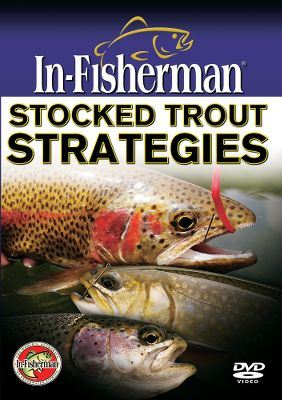 Fishing Join In-Fisherman editors on the trout-fishing trail in rivers and lakes across the country. Cutting edge tactics will be revealed along the way, from serving up plastics to steelhead, insider secrets for browns, stalking stocked trout with top bait, icing big brookies and trolling trout with planer boards. These tips and tactics will increase your success. 46 minutes. DVD. - $13.49