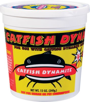 Fishing Big catfish hunt by scent and feel in murky water. This dips powerful scent will bring them in from a distance. In testing its proved to be one of the most effective dips on the market. Size: 12-oz. container Flavors: Blood, Cheese. - $4.49