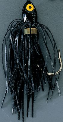 Fishing Downsized buzzbaits can save the day when the big baits fail to trigger strikes. Some of the most successful bass pros turn to this 1/8 oz. Mini-Pro when the stringer's light and time is running out. Diamond Dust head and silicon skirt add vibrant life to this dynamite buzzer. Colors: (003) Black, (007) White, (096) Chartreuse, (131) White/Chartreuse. Color: Chartreuse. Type: Buzzbaits. - $2.99
