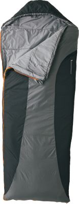Camp and Hike Lightweight, highly packable and it delivers the soft, warm comfort you need for a nights sleep under the stars. Youll love sliding into the plush and gentle Softech II pongee liner. Packed with Hibernate Extreme micro-denier fill, youll experience advanced heat retention and easy-packing compression. Its shell, built of Micro Cube 300T ripstop, stands up to the abuse that comes with camping. Weather-resistant stuff sack included. Imported. - $89.99