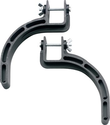 Hunting RapidClimb Stirrups easily mount on older Summit climbing stands. They eliminate the need for pull-on toe straps. Per pair. Type: Stirrups. - $25.99
