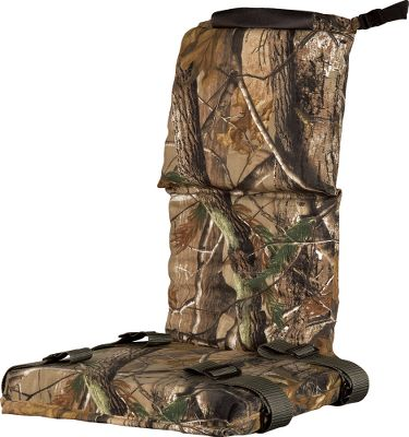 Hunting Enjoy padded comfort. Fits most Summit climbing standsand many other treestand brands. Made in USA.Camo pattern: Realtree AP. Type: Replacement Seats. - $49.99