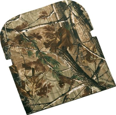 Hunting Reduce the stress and fatigue on your feet and back by adding the comfort mat to your treestand platform. Its made of high-density foam for superior cushioning and insulation. Made in USA. Camo pattern: Realtree AP. Color: Camo. - $17.88