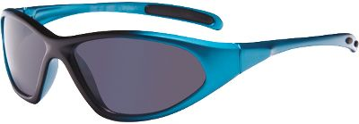 Entertainment Your little guy wont be slowed down this summer with these sporty sunglasses from Sunbelt, designed specifically to fit childrens faces. Theyre made from high-quality, durable materials, and have high-impact-resistant polycarbonate lenses that are shatterproof and block 100% of harmful UVA/B/C rays. Lead- and phthalate-free, and ANSI Z80.3 certified. Limited lifetime warranty. Gender: Male. Age Group: Kids. Type: Non Polarized. - $14.99